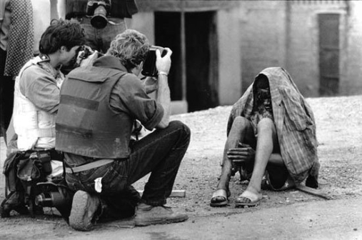 Romanticizing poverty. Photo:anon